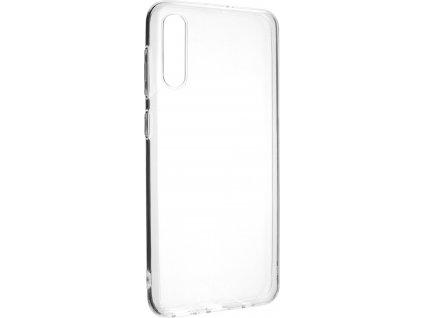 Ultratenké TPU gelové pouzdro FIXED Skin pro Samsung Galaxy A50s/A30s, 0,6 mm, čiré