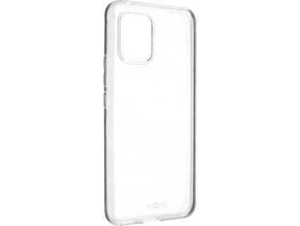 TPU gelové pouzdro FIXED pro Xiaomi Mi10 Lite, čiré