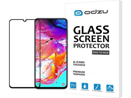 Odzu Glass Screen Protector E2E - Galaxy A70