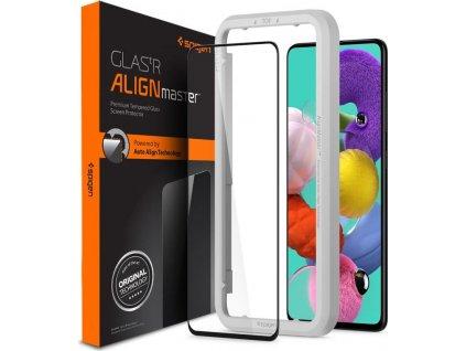 Spigen AlignMaster FC, black - Galaxy A51