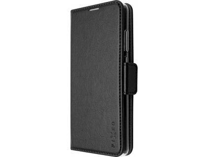 Pouzdro typu kniha FIXED Opus pro Apple iPhone 12 Pro Max, černé