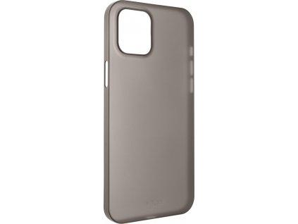 Ultratenký kryt FIXED Peel pro Apple iPhone 12 Pro Max, 0,3 mm, šedý