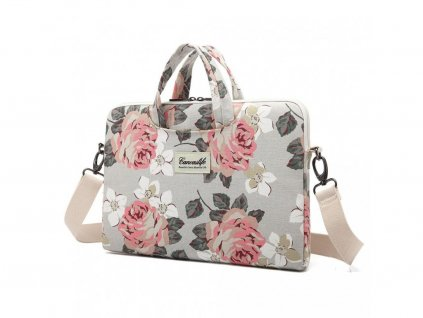 taska na notebook canvaslife 13 briefcase rosewhite