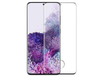 Tvrzene sklo na cely displej Samsung galaxy s20 plus ultra