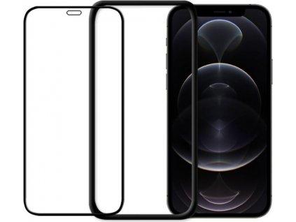 Odzu Glass Screen Protector Kit - iPhone 12/12 Pro
