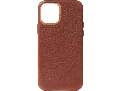 Decoded BackCover, brown - iPhone 12 Pro Max
