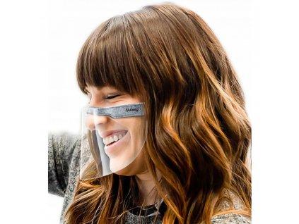 Ochranný štít - maska VITBERG MINI SHIELD M