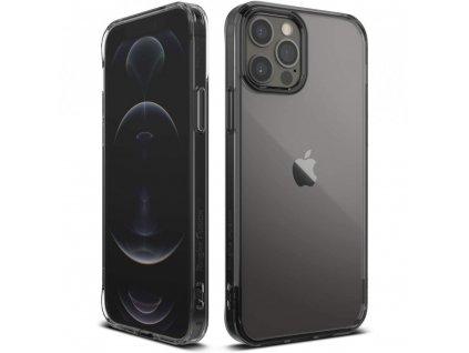Kryt Ringke Fusion iPhone 12/12 Pro, Smoke Black