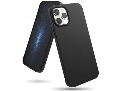 Kryt Ringke Air S iPhone 12/12 Pro, Black