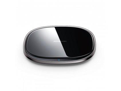 Joyroom JR-A23 bezdrátová nabíječka s rychlým Qi nabíjením 15W, černá