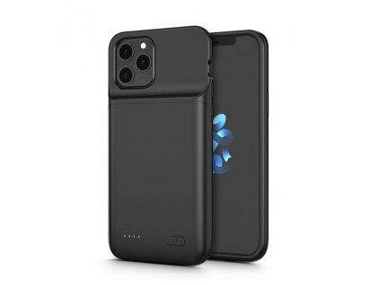 Tech-Protect kryt s baterií Powercase 4700mAh iPhone 12 Pro Max, Black