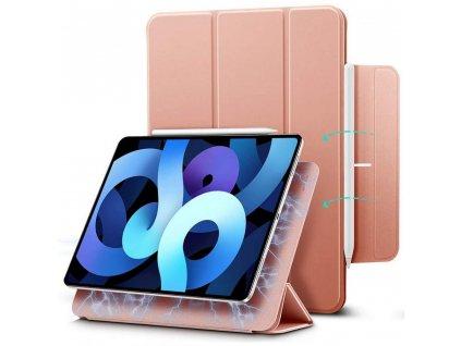 ESR Rebound Magnetic pouzdro pro iPad Air 4 2020, Rose Gold