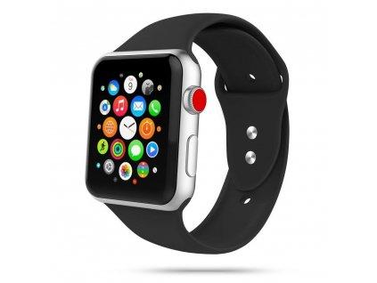 Tech-Protect Iconband řemínek pro Apple Watch 2/3/4/5/6/SE (38/40mm), Black