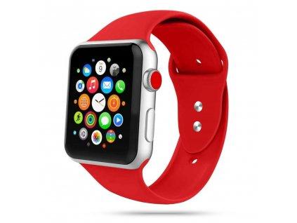 Tech-Protect Iconband řemínek pro Apple Watch 2/3/4/5/6/SE (42/44mm), Red