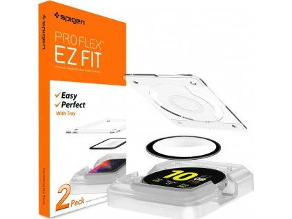 Spigen Pro Flex EZ Fit 2P-Gal. Watch Active 2 44mm