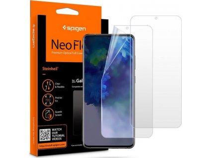 Spigen Neo Flex HD 2 Pack - Galaxy S20+/S20+ 5G
