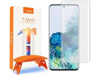 Tvrzené sklo T-MAX UV GLASS GALAXY S20 CLEAR