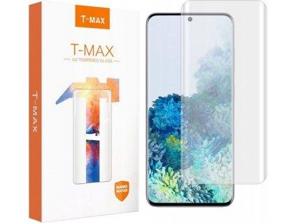 Tvrzené sklo T-MAX UV GLASS REPLACEMENT GALAXY S20 CLEAR