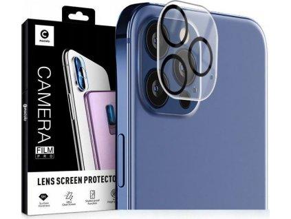 Tvrzené sklo MOCOLO TG+ CAMERA LENS IPHONE 12 PRO MAX CLEAR