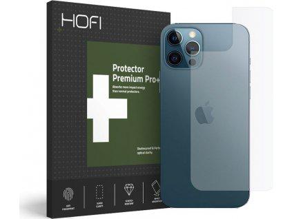 Hybridní sklo HOFI HYBRID PRO+ BACK PROTECTOR IPHONE 12 PRO MAX