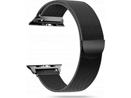 TECH-PROTECT MILANESEBAND APPLE WATCH 2/3/4/5/6/SE (42/44MM) BLACK