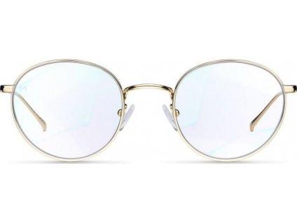 Brýle s filtrem modrého světla BLUE LIGHT NA POČÍTAČ MELLER YUDA GOLD