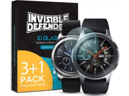 Tvrzené sklo RINGKE ID-4PACK GALAXY WATCH 46MM CLEAR