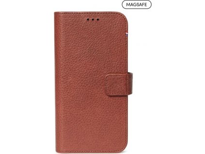 Decoded Wallet, brown - iPhone 12/12 Pro