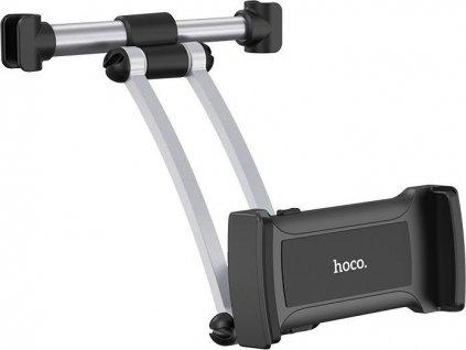 HOCO CA62 HANDSOME HEADREST MOUNT SILVER/BLACK