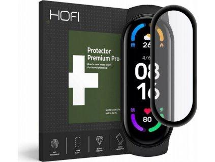 Hybridní sklo HOFI HYBRID GLASS XIAOMI MI SMART BAND 6 BLACK