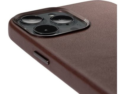 Decoded MS BackCover, brown - iPhone 13 Pro Max