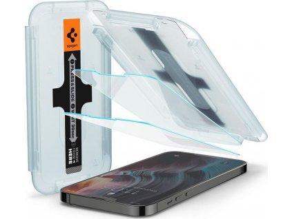 Spigen tR EZ Fit, t.s.o. 2 Pack -iPhone 13 Pro Max