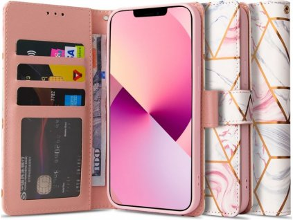 TECH-PROTECT WALLET IPHONE 13 PRO MARBLE