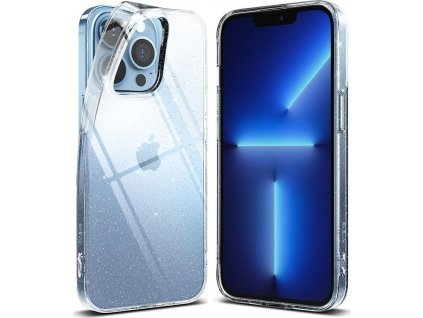 RINGKE AIR IPHONE 13 PRO MAX GLITTER CLEAR