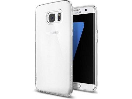 Spigen Liquid Crystal, clear - Galaxy S7 Edge
