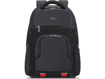 Solo Stealth Backpack, black - 15.6