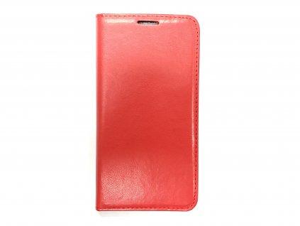 Magnetické Pouzdro Classic Case pro Samsung Galaxy S6 - Červený
