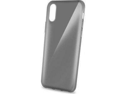 TPU pouzdro CELLY Gelskin pro Apple iPhone X/XS, černé