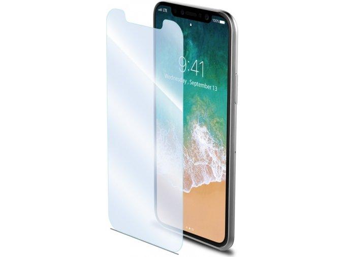 Ochranné tvrzené sklo CELLY Easy Glass pro Apple iPhone X
