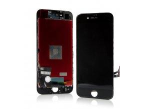 LCD Displej pro iPhone 8 + Dotyková Deska BLACK HQ TM TIANMA