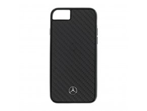 MEHCI8RCABK Mercedes Hard Case Dynamic Carbon Black pro iPhone 7 a 8 1