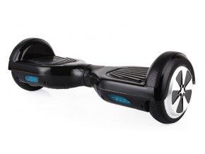 Hoverboard (kolonožka) Seggie s bluetooth - Černý