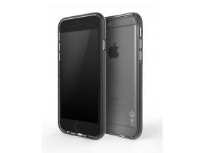 LAB.C Bumper Cushion kryt pro iPhone 6 PLUS / 6S PLUS Space Grey + vysoce kvalitní fólie na displej zdarma