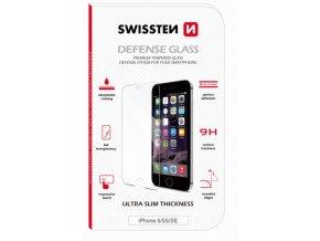 Ochranné tvrzené sklo SWISSTEN (přední + zadní) pro iPhone 7/8