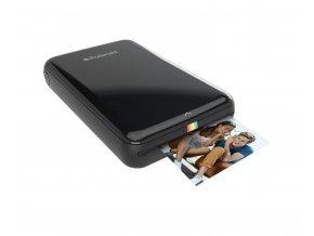Polaroid ZIP bezdrátová mobilní fototiskárna černá 4
