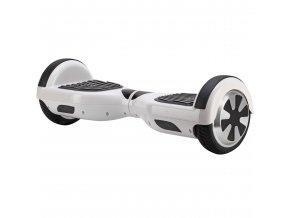 Hoverboard (kolonožka) Seggie s Bluetooth - Bílý