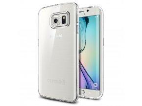Kryt Spigen Liquid, crystal - pro Samsung Galaxy S6 Edge
