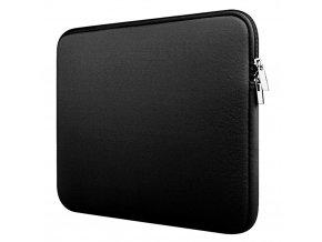 """Clearo Sleeve neoprenový obal pro MacBook a ultrabooky do 15,4"""" – černý"""