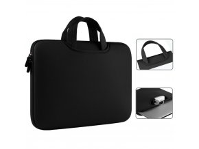 "Clearo Sleeve neoprenová taška pro MacBook a ultrabooky do 12"" – černý"