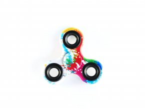 Fidget Spinner Clearo – Paint